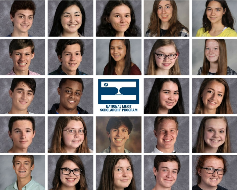 CCSD National Merit Commended Scholar Photos