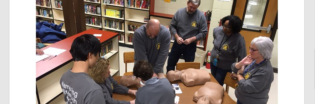ACE Staff Certified In CPR
