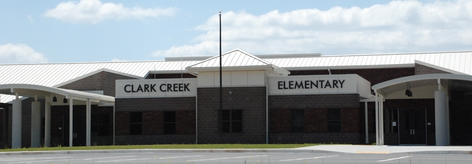 Welcome to Clark Creek Elementary STEM Academy!