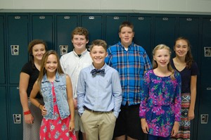 Dress for Success @ Creekland Middle School