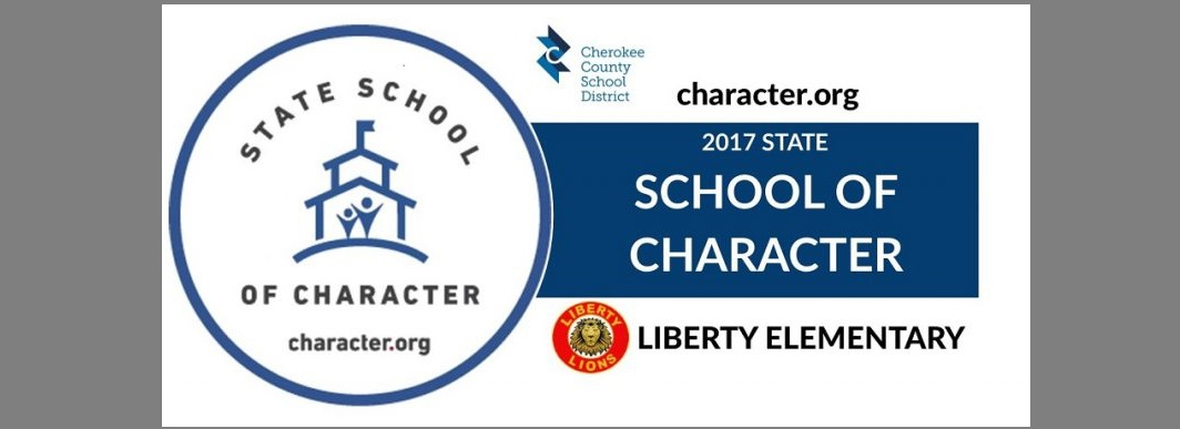 Liberty 2017 STATE SCHOOL OF CHARACTER