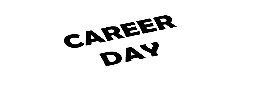 Career Day is coming February 16th
