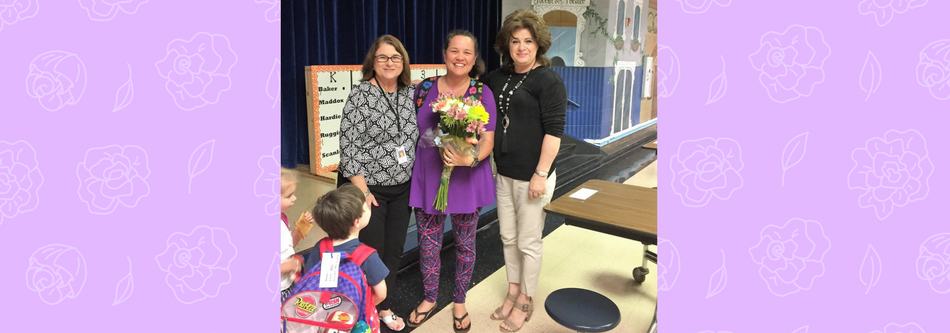 Laurie Maselli-Teacher of the Year