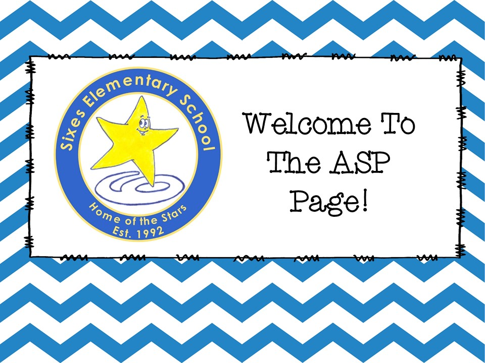 Welcome to the ASP page