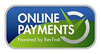 RevTrak Online Payments Button