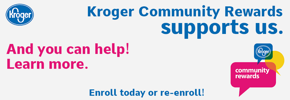 Help Support WMS every time        you shop at Kroger